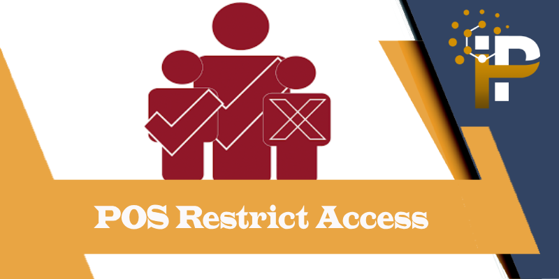 POS Restrict Access