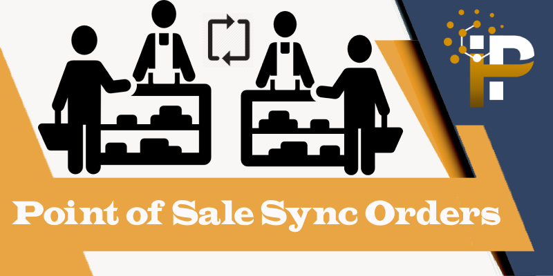 Sync POS orders across multiple sessions