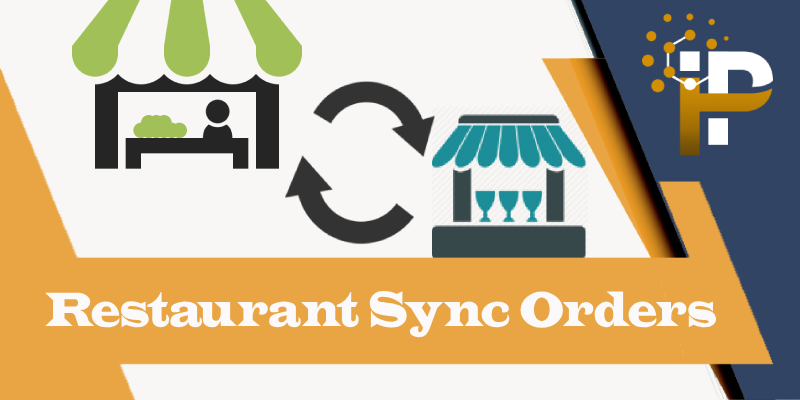 POS Sync restaurant orders across multiple sessions