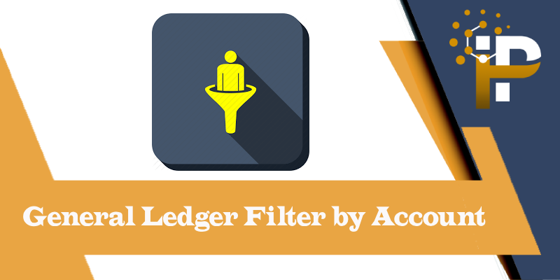 General Ledger Filter by Account