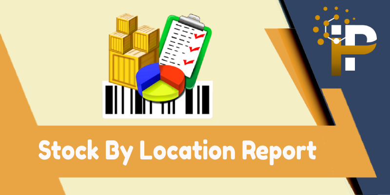 Product Stock By Location Report