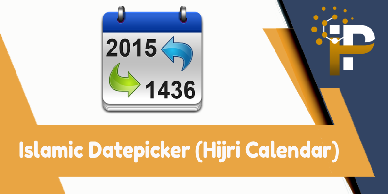 Islamic Datepicker (Hijri Calendar)