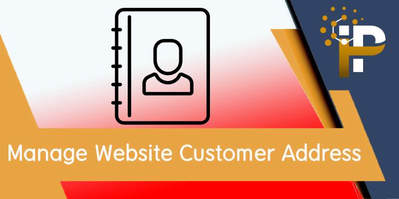 Manage Website Customer Address